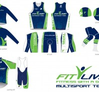 Fit Livin' MultiSport Team – kits