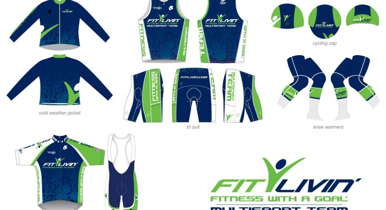 Fit Livin' MultiSport Team – kits