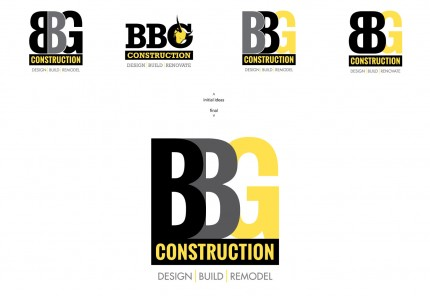 BBG Construction logo image