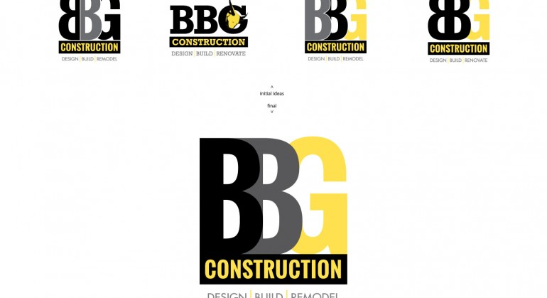 BBG Construction – logo