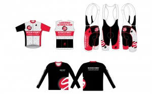 Sever Storey MultiSport team kit