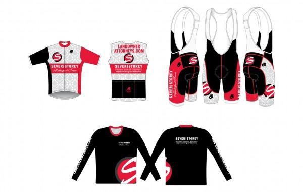 Sever Storey – MultiSport Team kits