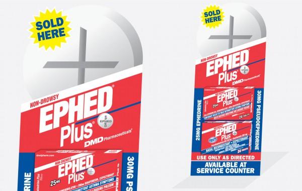 DMD Pharmaceuticals – EPHED display