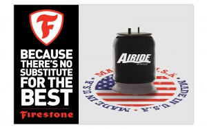 Firestone promotional banner