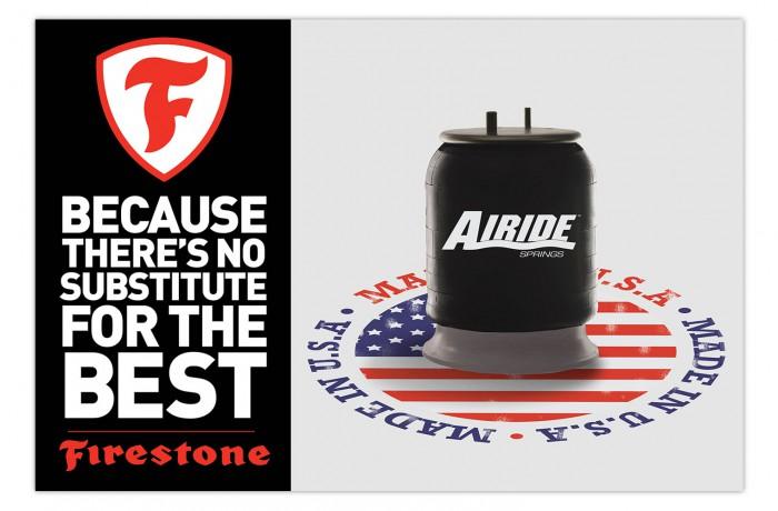 Firestone – promotional banner