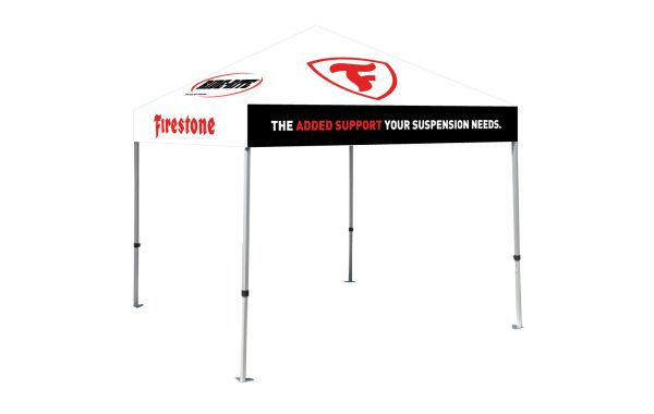 Firestone Industrial Products – promotional canopy